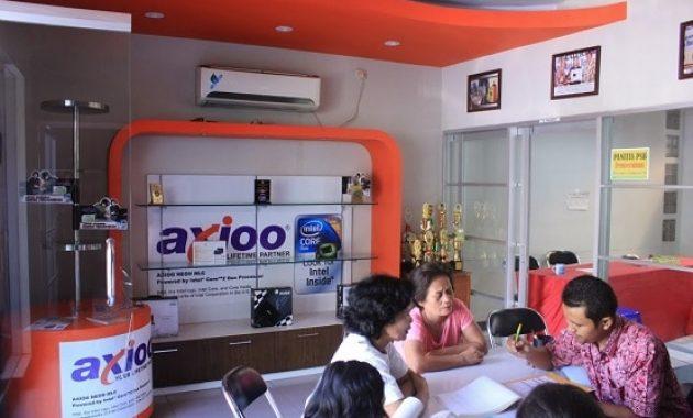 Service Center Axioo