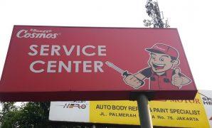 alamat service center cosmos jakarta