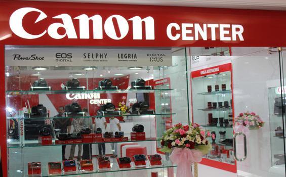 Service Center Canon