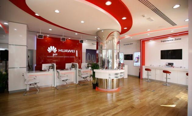 Service Center Huawei