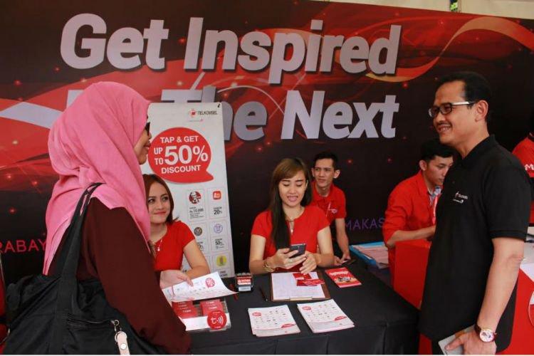 Alamat GraPARI Telkomsel Bandung