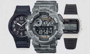 alamat service center jam tangan casio
