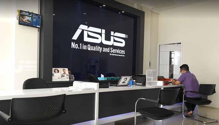 ASUS Service Center Palembang
