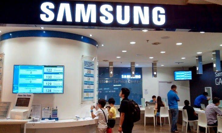 Service Center Samsung Surabaya