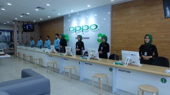 service center Oppo Bandung