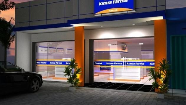 Kimia Farma Jakarta Barat