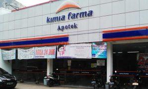 Kimia Farma Jakarta Pusat