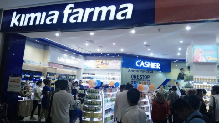 Kimia Farma Jakarta Selatan