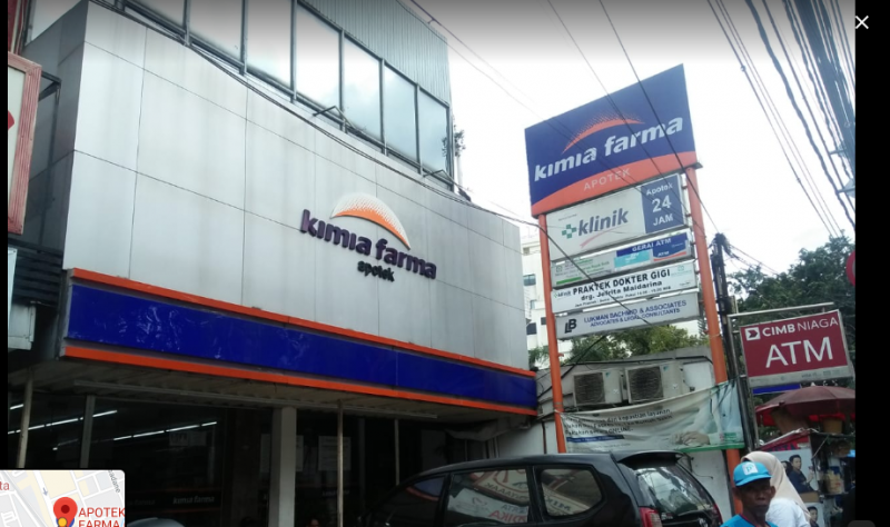 Kimia Farma Tangerang