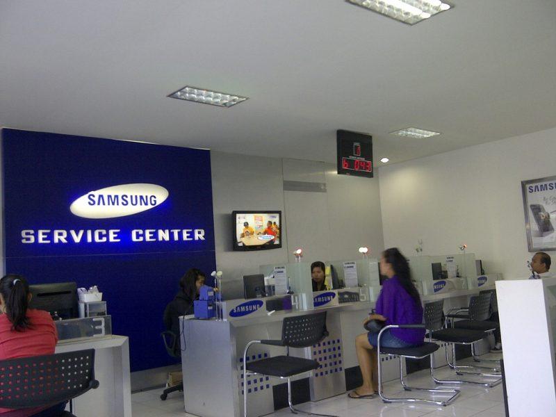 Samsung Service Center Solo