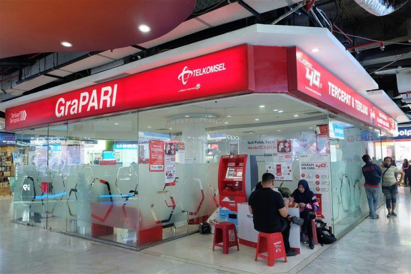 GraPARI Telkomsel Medan