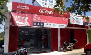 GraPARI Telkomsel Palembang