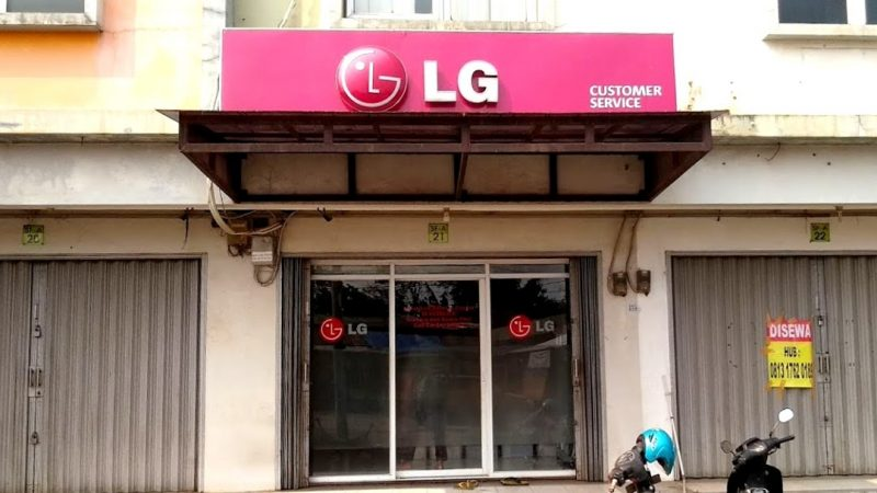 LG Service Center Bandung