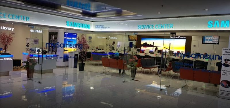 Samsung Service Center Mataram