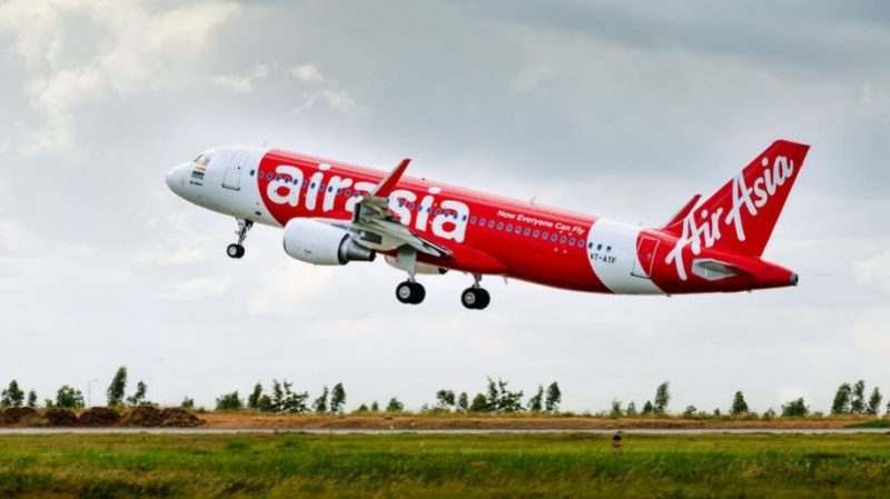 Kantor Air Asia Surabaya