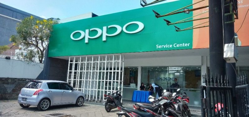 OPPO Service Center Samarinda