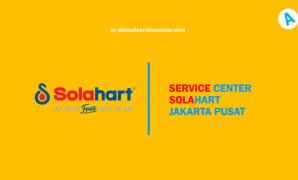 Service Center Solahart Jakarta Pusat