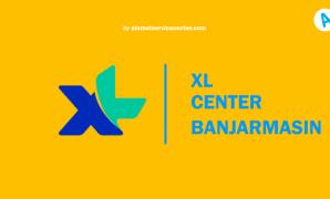 XL Center Banjarmasin