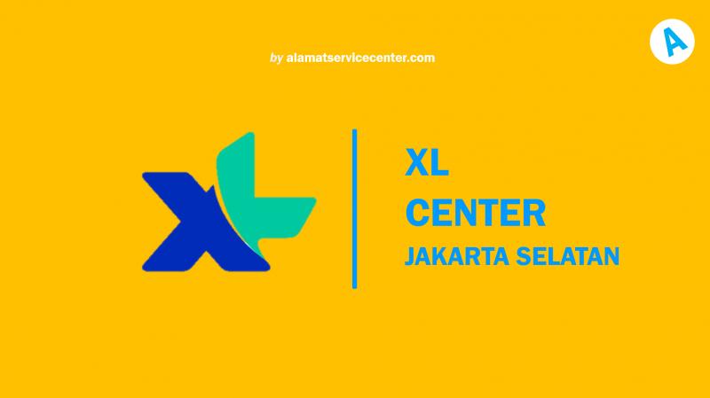 XL Center Jakarta Selatan