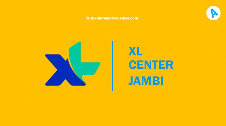 XL Center Jambi