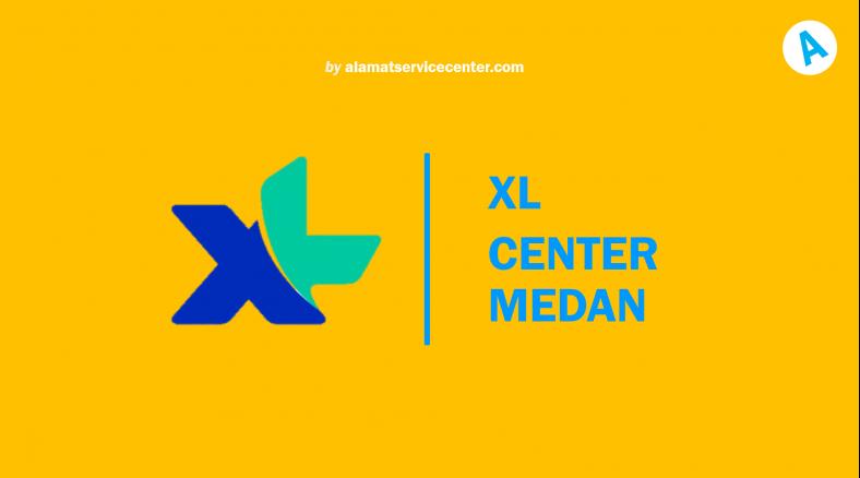 XL Center Medan