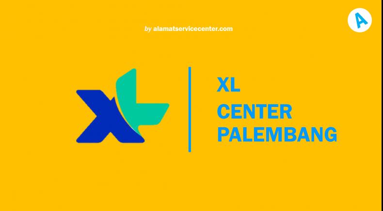 XL Center Palembang