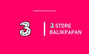 3 Store Balikpapan