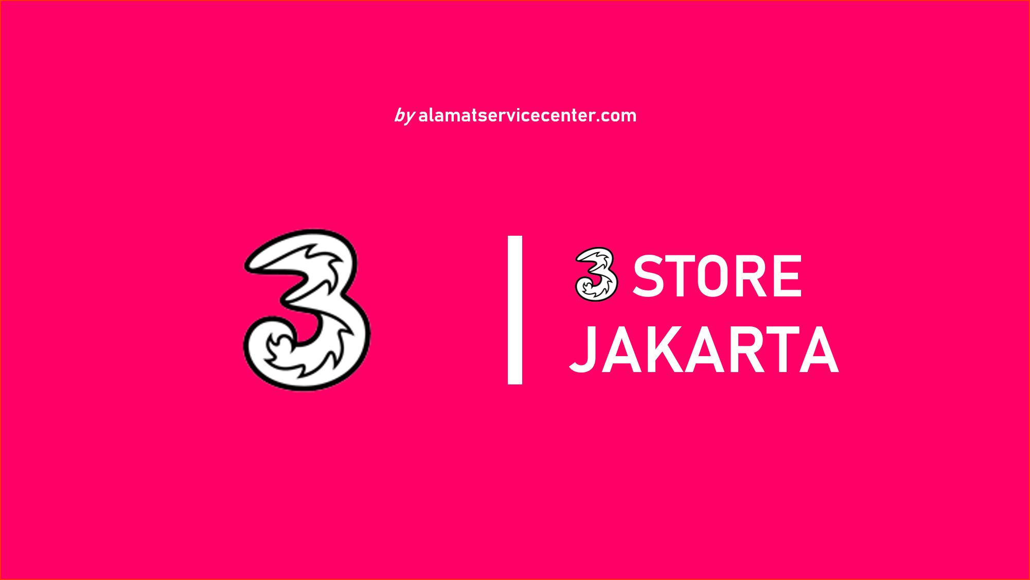 3 Store Jakarta