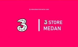 3 Store Medan