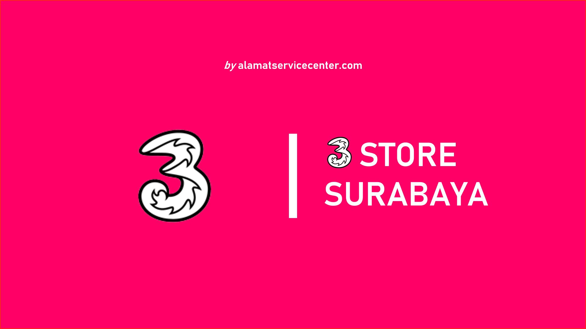 3 Store Surabaya