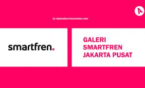 Galeri Smartfren Jakarta Pusat