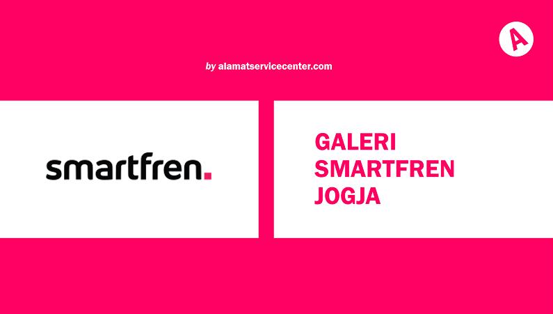 Galeri Smartfren Jogja