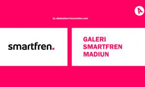 Galeri Smartfren Madiun
