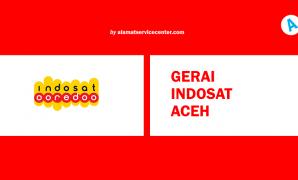 Gerai Indosat Aceh