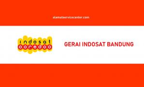 Gerai Indosat Bandung