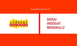 Gerai Indosat Bengkulu