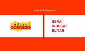 Gerai Indosat Blitar