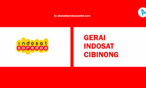 Gerai Indosat Cibinong