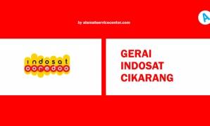 Gerai Indosat Cikarang