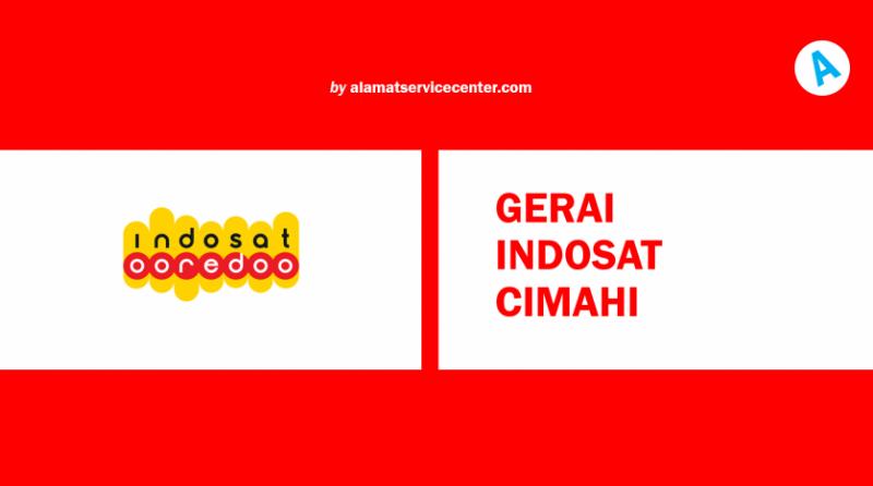 Gerai Indosat Cimahi