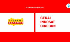 Gerai Indosat Cirebon