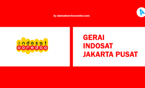 Gerai Indosat Jakarta Pusat