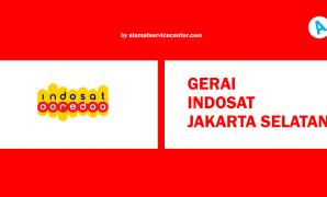 Gerai Indosat Jakarta Selatan