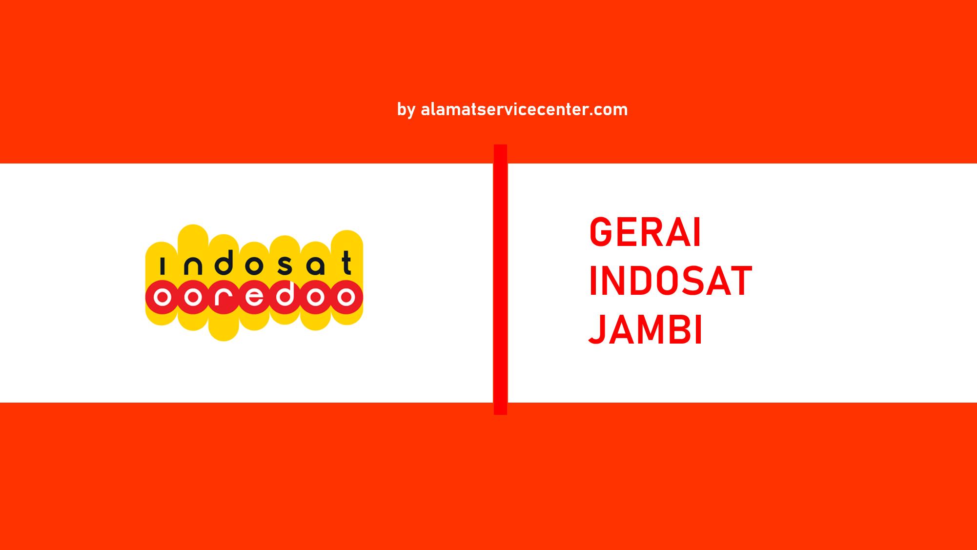 Gerai Indosat Jambi