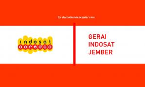 Gerai Indosat Jember