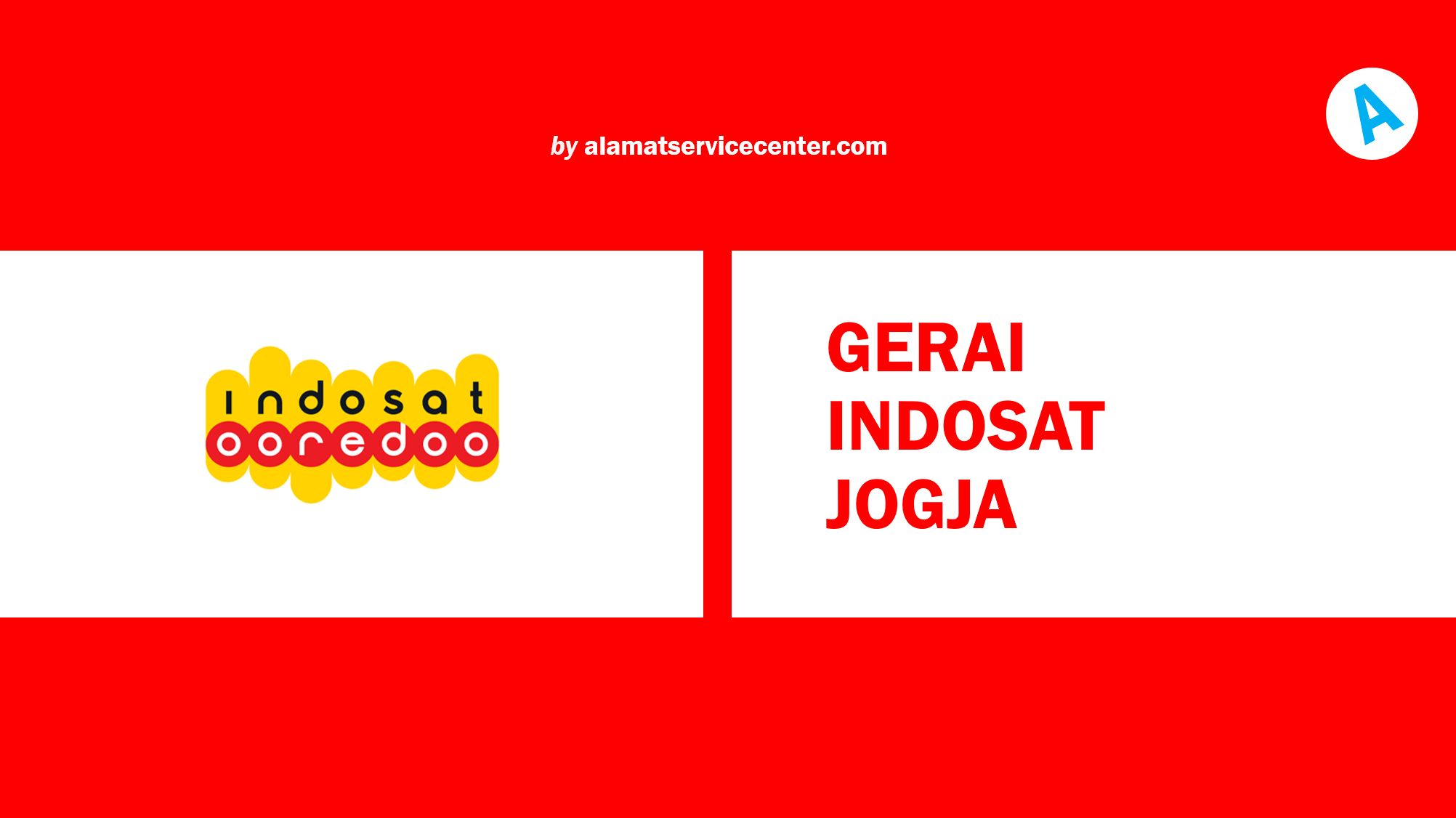 Gerai Indosat Jogja