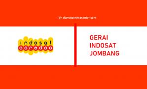 Gerai Indosat Jombang