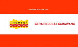 Gerai Indosat Karawang