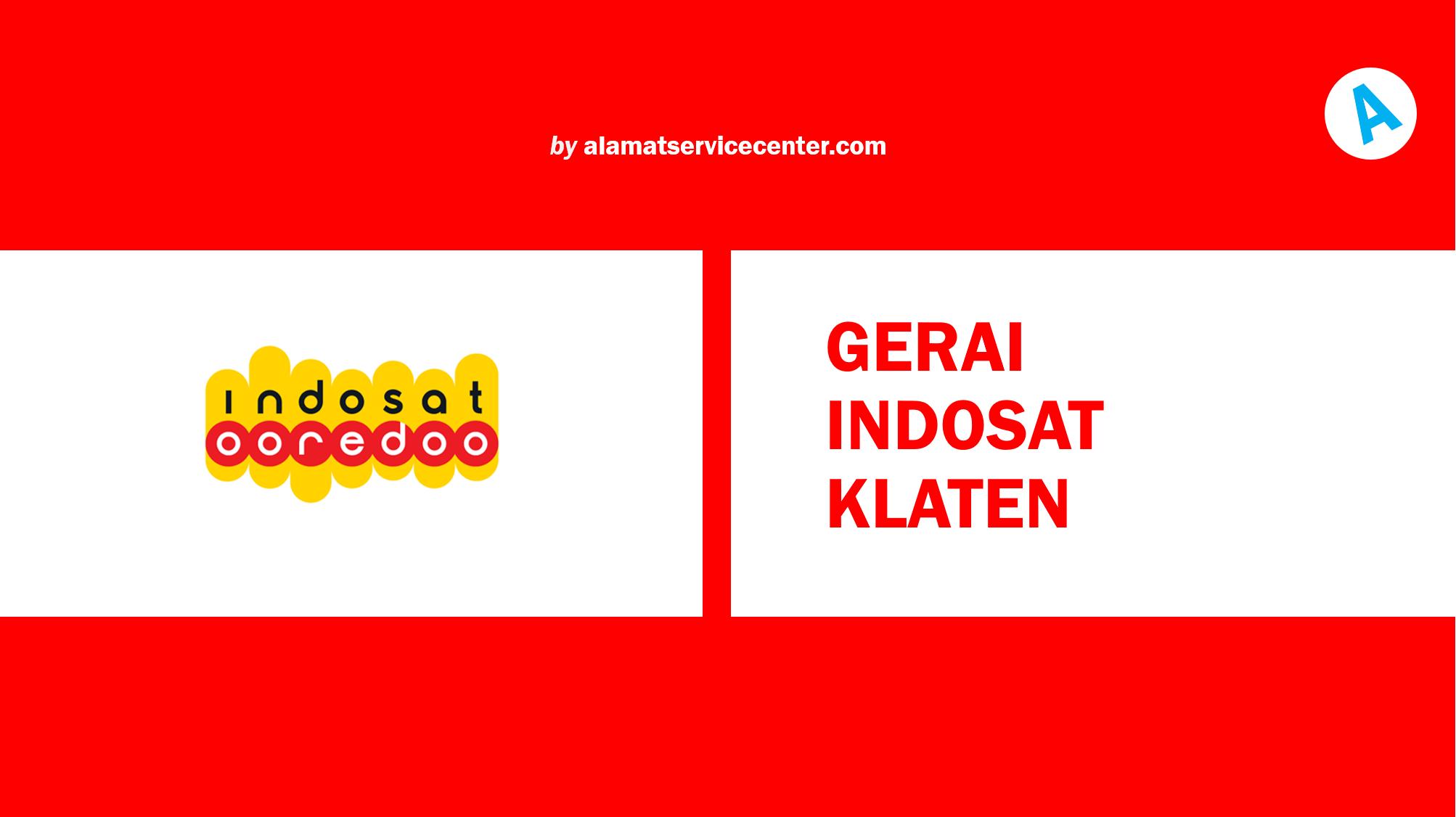Gerai Indosat Klaten