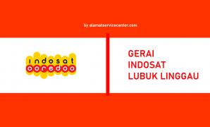 Gerai Indosat Lubuk Linggau